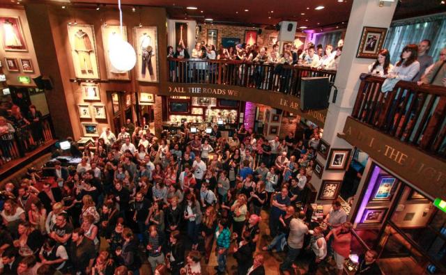 Hard Rock Cafe Manchester Venues Org Uk