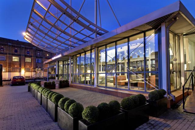 doubletree by hilton london docklands riverside venues. Black Bedroom Furniture Sets. Home Design Ideas