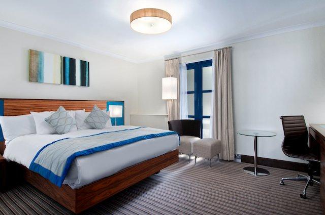 Doubletree By Hilton London Docklands Riverside Venues