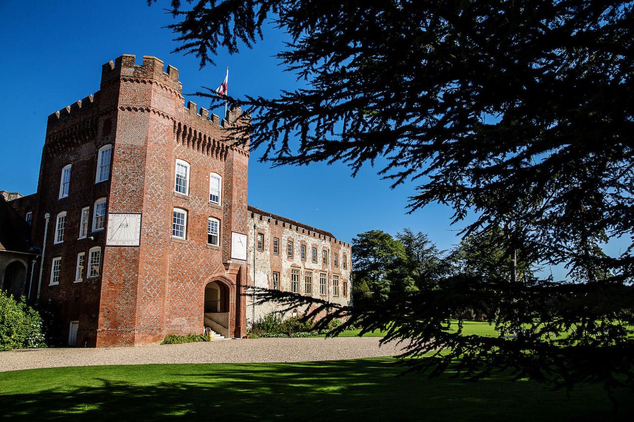 Rooms: Farnham Castle
