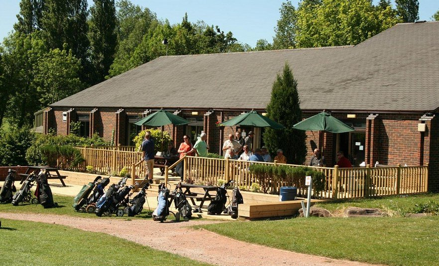 Cobtree manor park golf course venues org uk