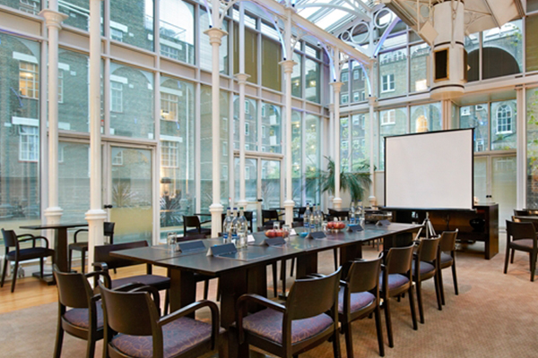 Hilton Euston Meeting Rooms