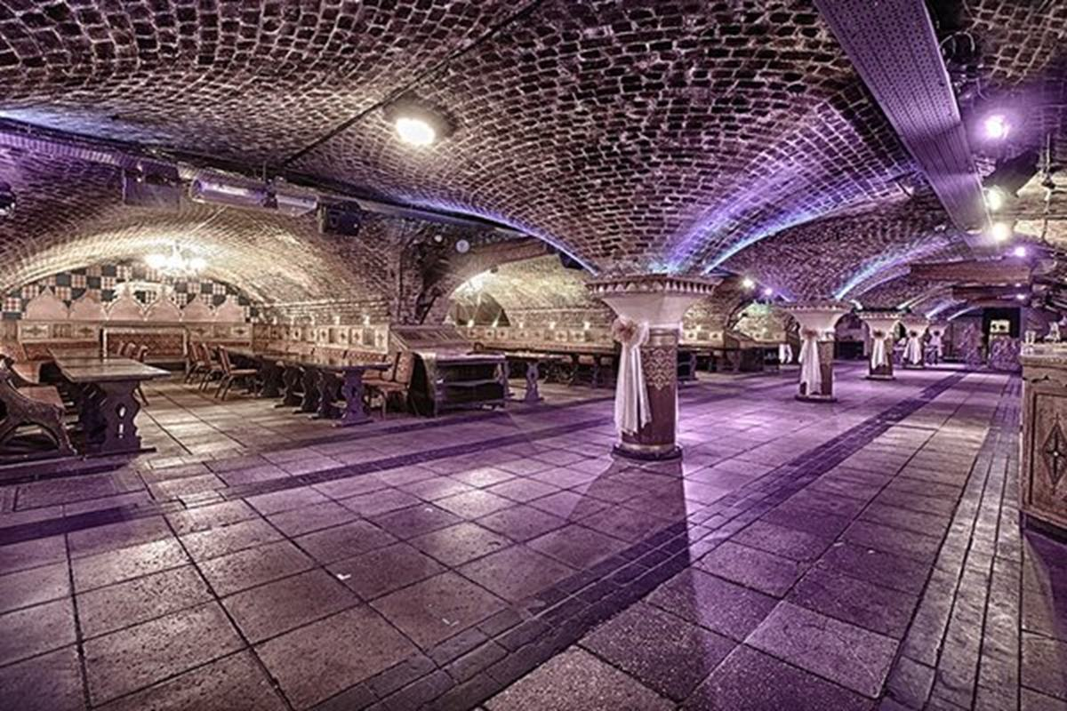 The Ivory Vaults Venues Org Uk