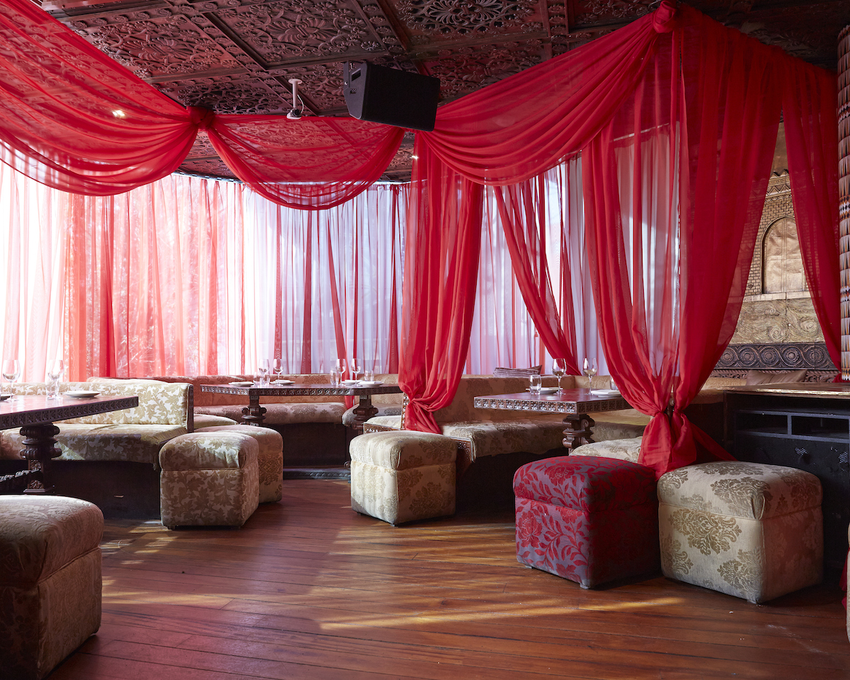 opulent design retractable roof. Where in London can you find a Babylonian style palace with opulent d cor  golden statues 40ft ceilings and retractable roof Gilgamesh is one of kind Camden Blog Venues org uk