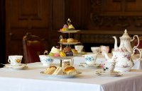 Free afternoon tea with meetings at Middle Temple