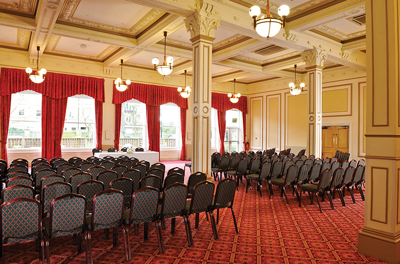 We have such a wide range of conference venues