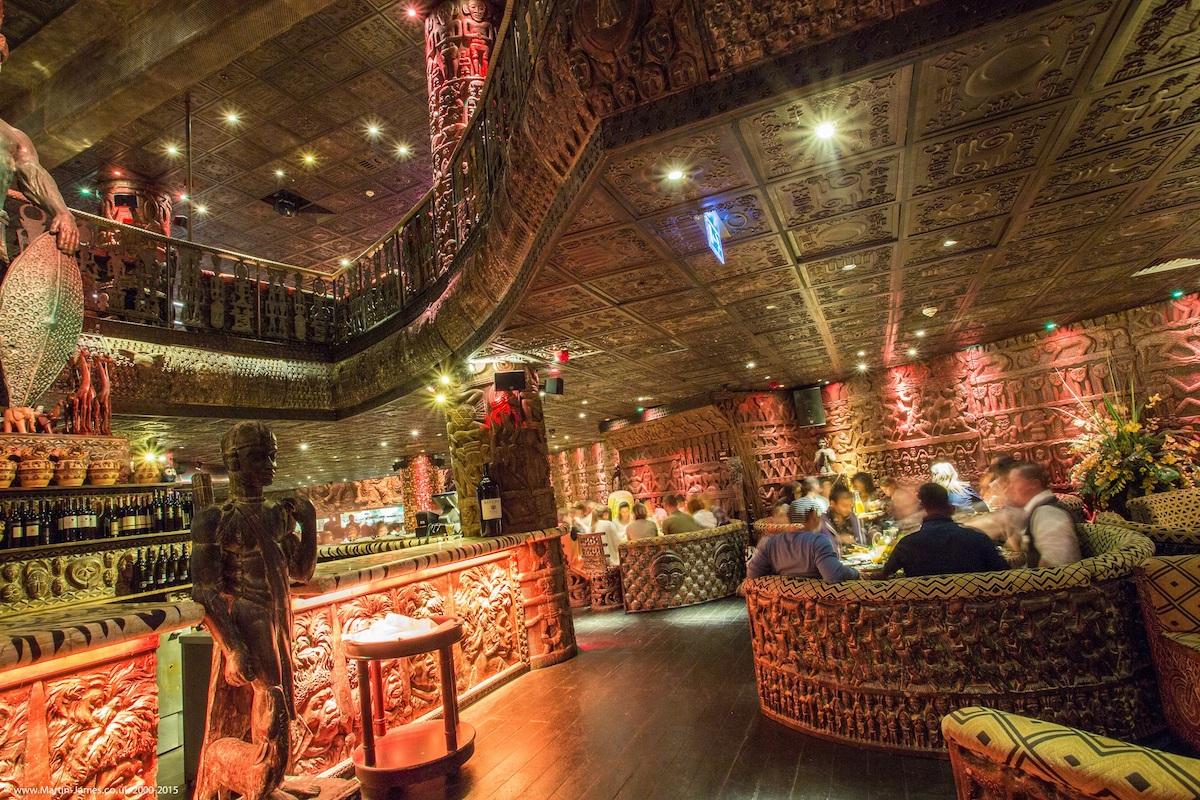 Featured venue shaka zulu london blog for African cuisine london