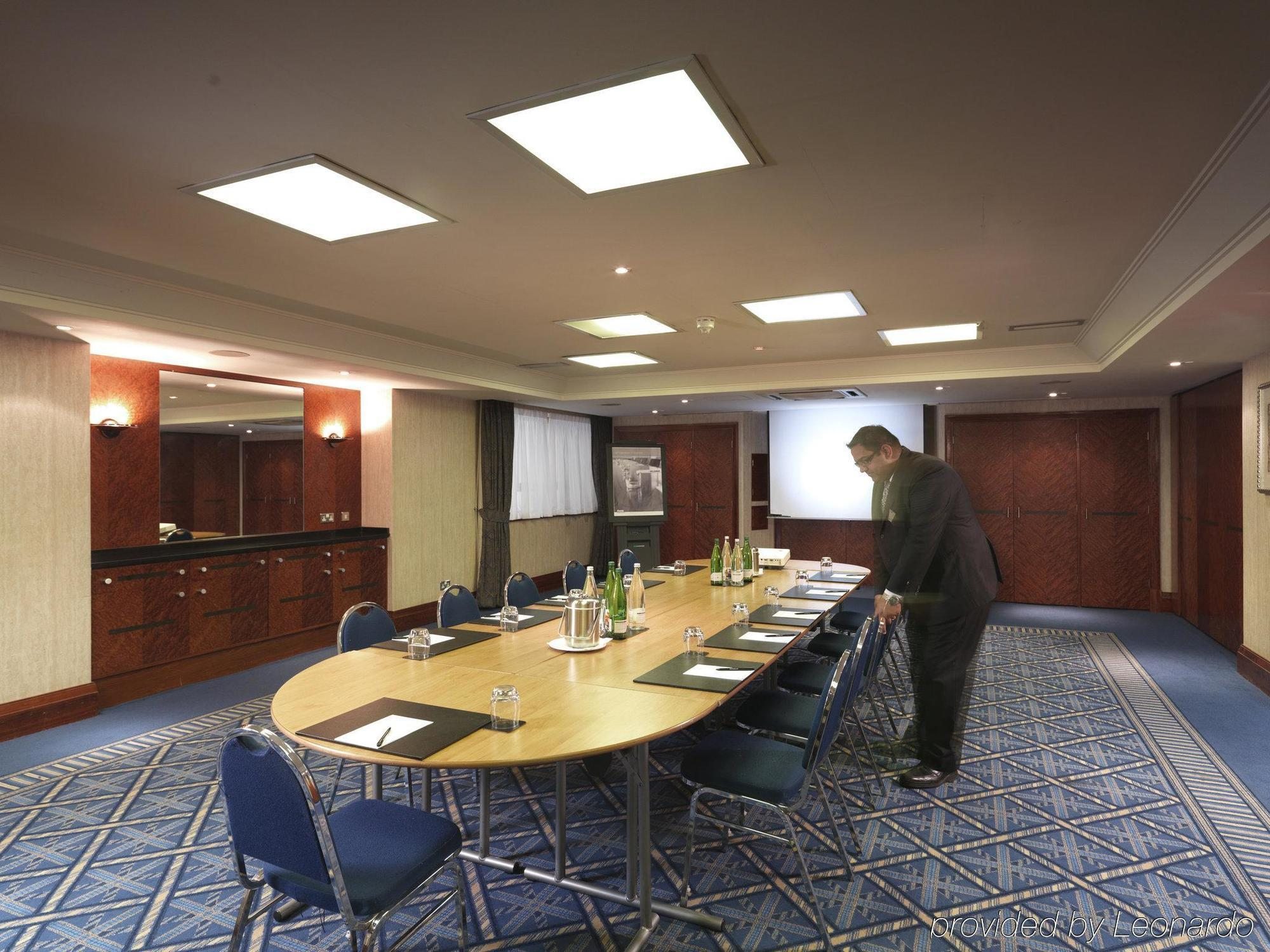Conference room hire has never been easier than with us