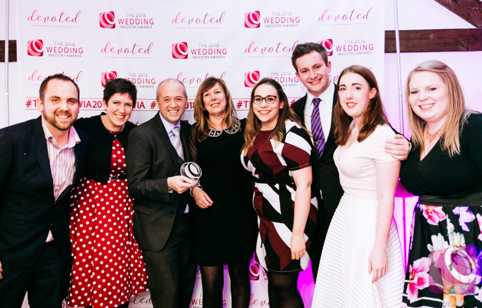 Farnham Castle Is Proud To Have Won The Award For Best Wedding Venue Town And City In South East Of England At Industry Awards 2018