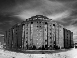 Victoria Warehouse in Manchester