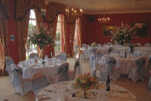 Wedding venue hire is no problem with us!