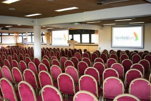 A conference centre like this is perfect for any size