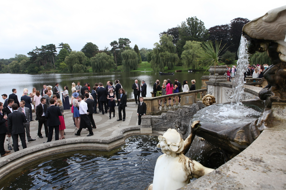 Hever Castle is one of our favourite party venues for hire